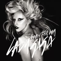 Cover Lady Gaga - Born This Way [Single]